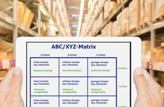 ABC/XYZ-Analyse