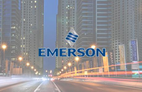 Emerson Electric Referenz von LogControl