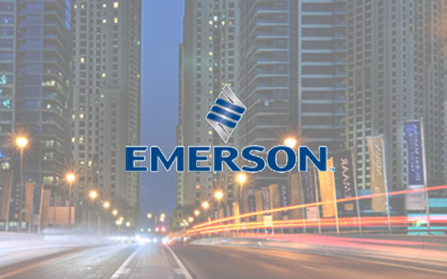 Emerson Electric - Referenz Lagersoftware