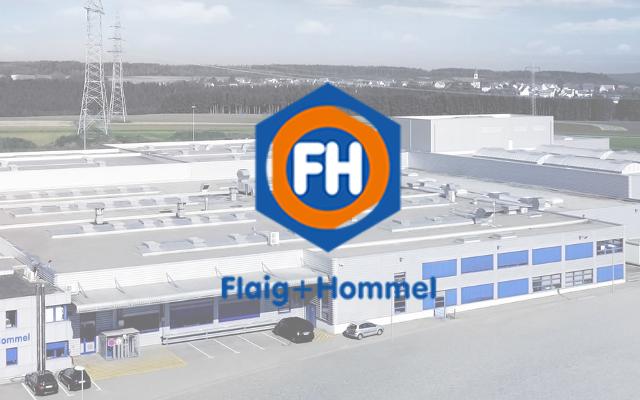 Flaig + Hommel Gruppe Referenz von LogControl Lagersoftware