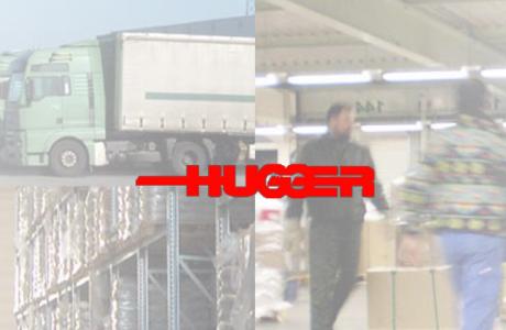 Hugger GmbH Referenz von LogControl