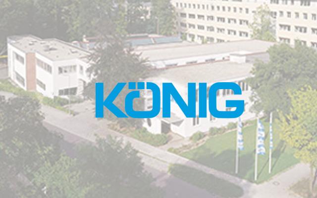 J. Koenig - Referenz Lagersoftware