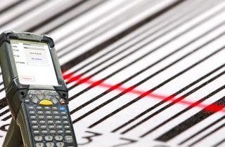 Lagerverwaltung mit Barcode-Scanner