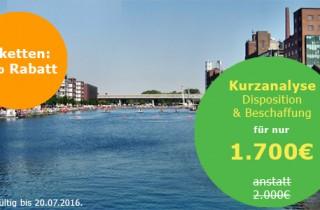 Angebote Eröffnung LogControl Niederlassung Duisburg