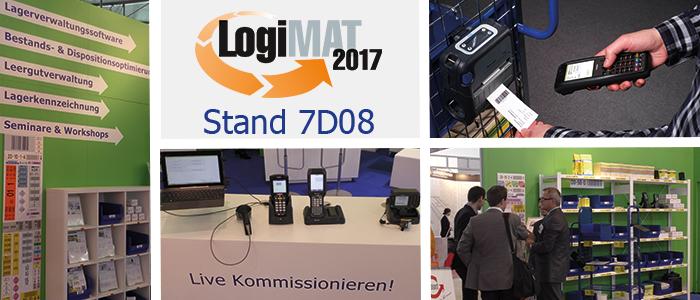 LogiMat 2017 - Stand 7D08