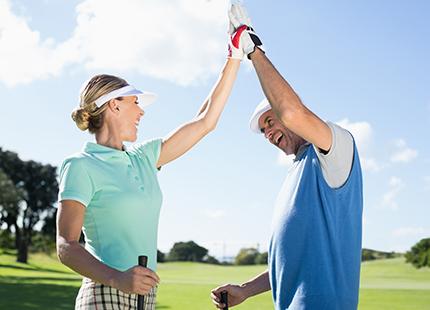 Logsitik-Golfer