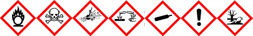 Mehr Sicherheit bei der Lagerung von Gefahrstoffen Warnschilder