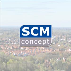 Logo SCM Concept Partner von LogControl