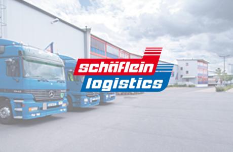 Schäflein AG Referenz von LogControl