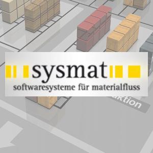 Logo Sysmat GmbH Partner von LogControl