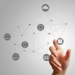 Verknüpfung Schnittstelle zu ERP-, PPS- und WWS-Systemen