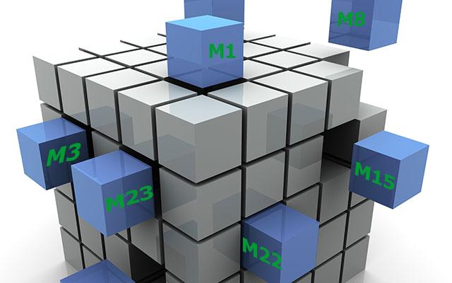 Dispositionssoftware Module