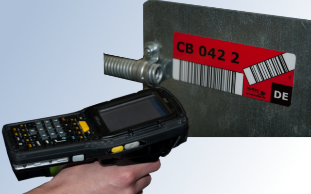 Smart-Labels, Smart-Tags, RFID