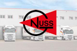 Logistik Center Nuss Referenz von LogControl