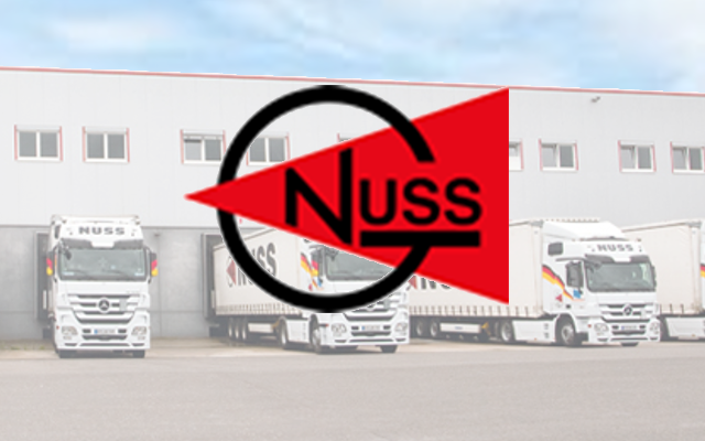 Logistik Center Nuss Referenz von LogControl