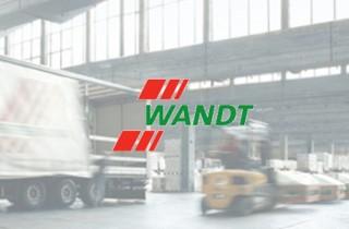 Wandt Spedition Transportberatung GmbH Referenz LogControl