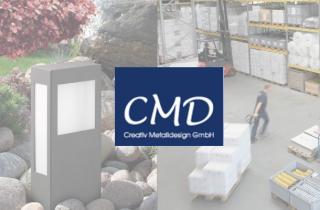 CMD Creativ Metalldesign GmbH Referenz von LogControl