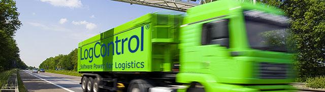 Logistikdienstleiter Module von LogControl
